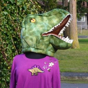 Lane Bryant Sweaters - NWT Lane Bryant 18/20, 22/24 Dino Sweater
